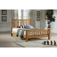 wooden bed frames free uk delivery