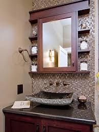 earthy bathroom cheryl kees clendenon hgtv