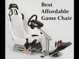 Best Gaming Chair For Xbox Best Affordable Racing Game Chair Playseat Evolution Review