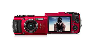 Rugged Point And Shoot Camera Tough Tg 4 Olympus