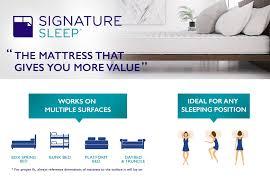 Sleep Number Bed Headquarters Signature Sleep Memoir 12