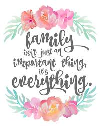 family quotes list of quotes about family