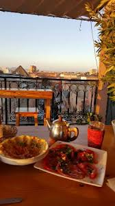 cuisine berbere kafe fnaque berbère picture of kafe fnacque berbere marrakech