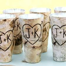 Log Vases Wood Furniture Decorations Love This Welcome Sign For A Wedding