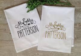 wedding gift towels motivational tea towel search tea towel