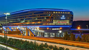 frankfurt airport hilton