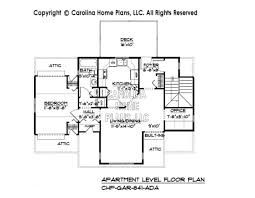 Garage Apartment Plan Low Cost Garage Apartment Plan Gar 841 Ad Sq Ft Small Budget