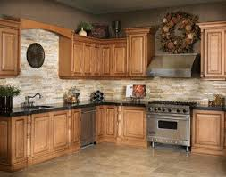 Best  Rock Backsplash Ideas On Pinterest Stone Backsplash - Natural stone kitchen backsplash
