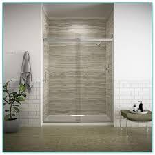 levity shower door pictures