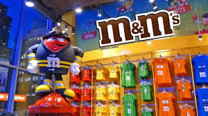 m m s world store in times square new york city