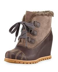ugg womens josette boot ugg australia josette leather bow band shearling boot chestnut