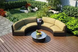 Curved Patio Sofa Cheap Outdoor Sofa Curved Outdoor Sofa