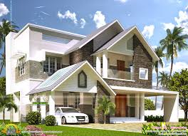 slant roof house design shed plans bungalow pitch cool designs 12