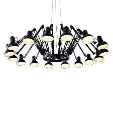 Spider Chandelier 6 9 12 16 Lights Luxury Spider Chandelier Indoor