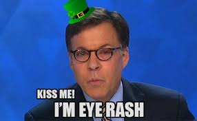 Bob Costas Meme - kiss me i m eye rash weknowmemes