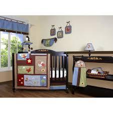 fun ideas airplane crib bedding theme home inspirations design