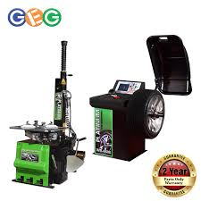 Motorcycle Tire Changer And Balancer Geg Garage Equipment Platinum Tyre Changer And Wheel Balancer