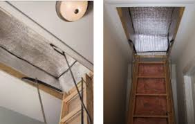 wholesale attic stair door insulation materials types good options