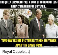 Queen Elizabeth Meme - the queen elizabeth 900 dukeofedinburgh 195 la ghing two awesome