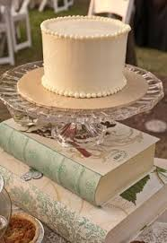 vintage wedding cake stands book cake stand search book theme book