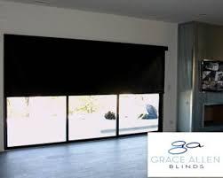 Window Treatment For Patio Door Window Treatments For Sliding Glass Doors Grace Allen Design