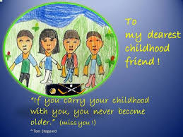 wedding wishes for childhood friend value your childhood friends free special friends ecards 123