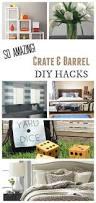diy crate and barrel hacks painted furniture ideas