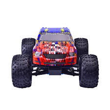 nitro monster truck rc hsp rc truck 1 10 scale models nitro gas power off road monster