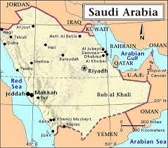 tabuk map saudi arabia maps