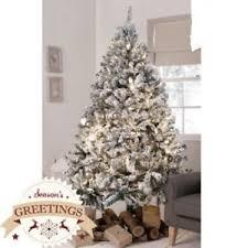 new winter 6ft snowy artificial tree ebay