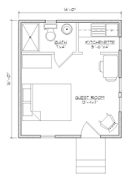 guest cottage floor plans small guest house floor plans home act