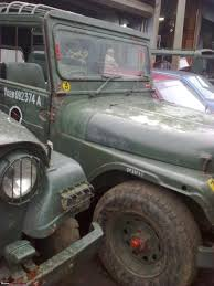open jeep modified dabwali project u0027buy jeep u0027 cj3b or mm550 team bhp