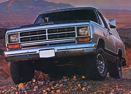 86 dodge ram class of 86 dodge ram and ramcharger hemmings daily