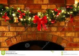 christmas garlands with lights u2013 happy holidays