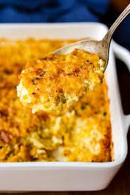 s creamed corn casserole recipe unsophisticook