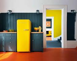 yellow fridge interior decorating pinterest color blocking