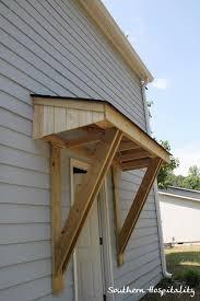 Exterior Door Awnings Front Awning Door Awnings For Wood Ideas 2 Sakuraclinic Co