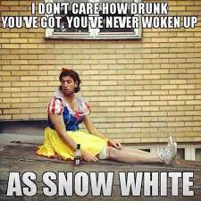 Drinking Memes - drinking meme 014 youve never woken up as snow white comics and memes
