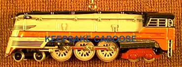 hallmark keepsake ornaments lionel keepsake caboose