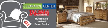 closeout talsma furniture hudsonville holland byron center