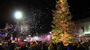 o fallon christmas lights fallon home christmas tree lighting 2013 youtube