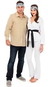 Ninja Costumes Halloween Ninja Karate Master Couples Costume Couples Karate Masters