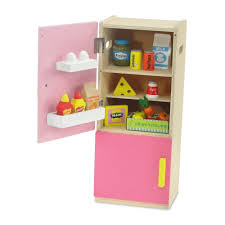amazon com 18 inch doll furniture brightly colored pink wooden
