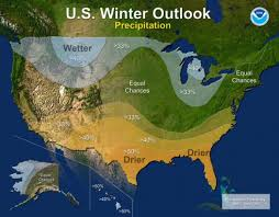 Weather Map Us Winter Drought Forecast For Much Of U S Climate Central