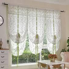 rideau pour fenetre chambre blanc 80 140cm 1 pc rideau pour fenêtre de salon chambre cuisine