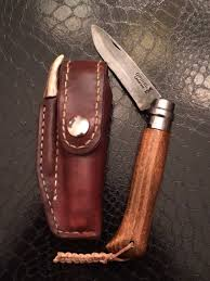 leather sheath and mods opinel knife forced patina the leather sheath and mods opinel knife forced patina the blade reshaped