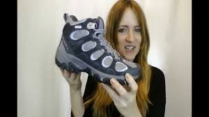moab ventilator womens women u0027s merrell hilltop vent mid waterproof hiking shoe