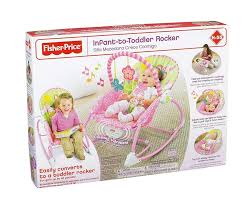 Infant Toddler Rocking Chair Fisher Price Infant To Toddler Rocker Princess Mouse Pink