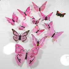 3d butterfly wall ebay