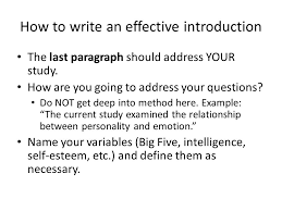 writing in apa format example how to write an apa style research paper ppt video online download